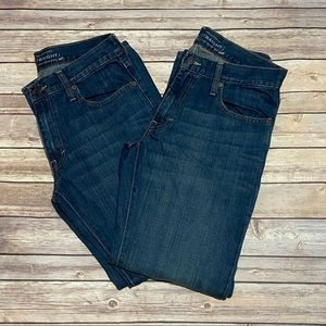2 Old Navy Jeans - Straight 31 x 30